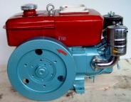 AMC Unilube - Motoren, Chinesische Dieselmotoren, Changzhou, Vorderansicht