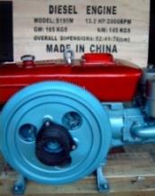 AMC Unilube - Motoren, Chinesische Dieselmotoren, Changzhou