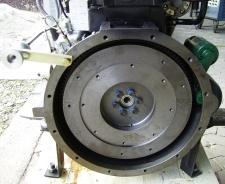 Mehrzylinder-Motor von Yangdong, Schwungscheibe